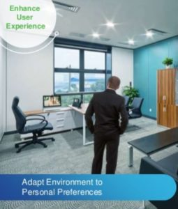 PoE Lighting adapts your office environment to your employees' personal preferences