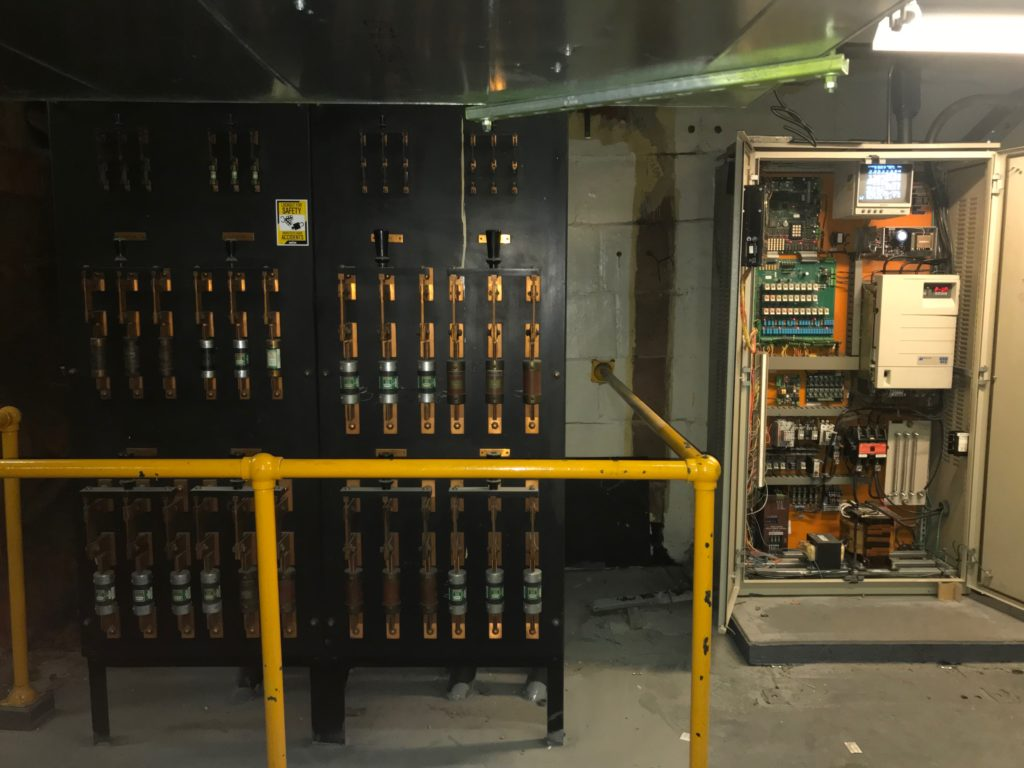 Elevator Switchgear
