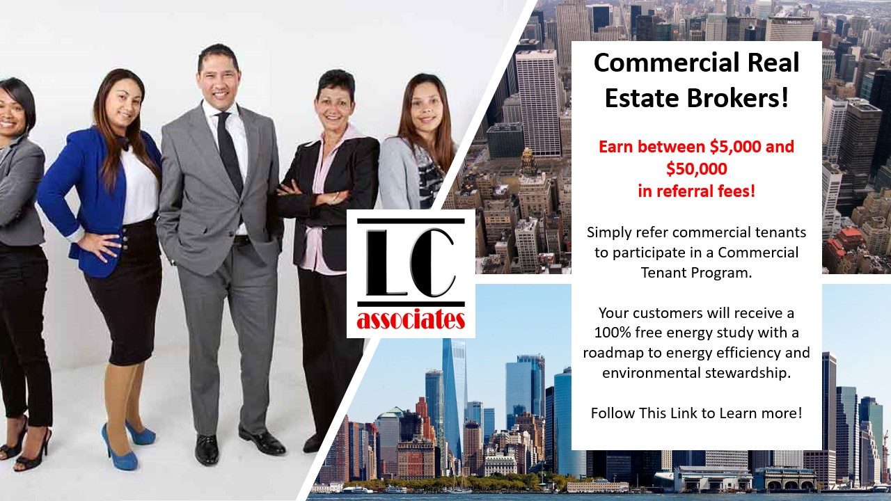 Commercial Tenant Program Commercial Real Estate Brokers