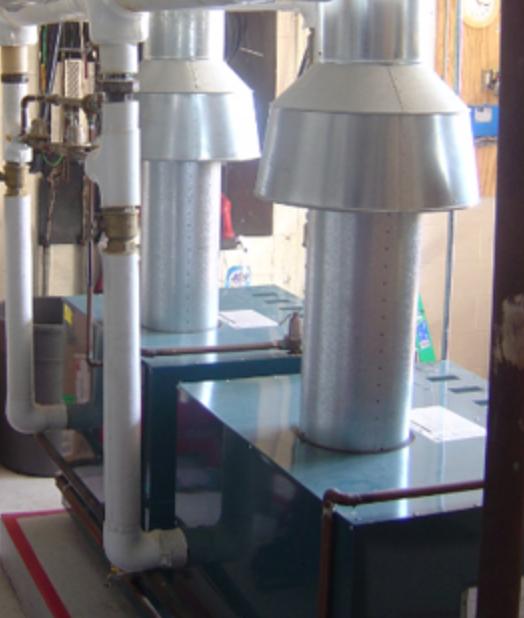Natural Draft Boilers