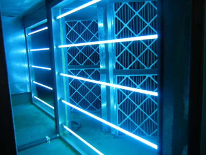 Pandemic proof your office space with UV-C technology  https://cutone.org