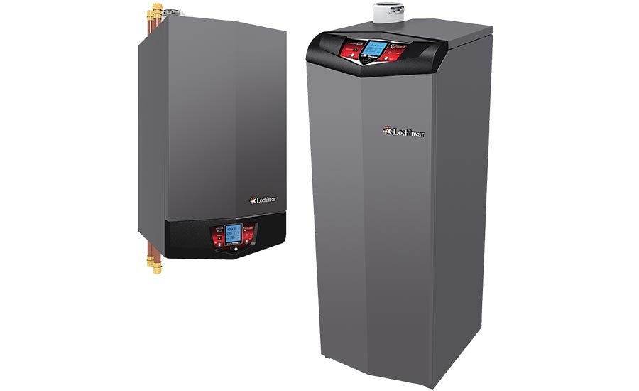 Hot Water Condensing Boiler - 97% Efficient